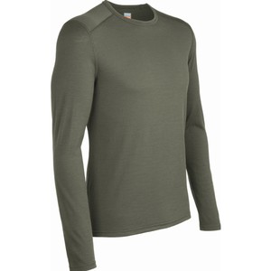 Icebreaker Men's Oasis LS Crewe Top (SALE ITEM - 2015)