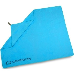 Lifeventure Soft Fibre Trek Towel - Pocket (SALE ITEM - 2015)