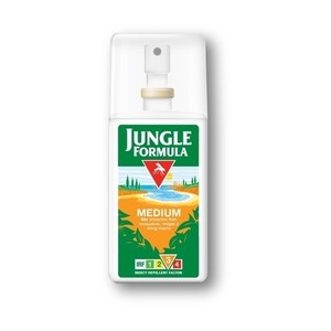 Jungle Formula Medium Pump Spray Insect Repellent - 75ml