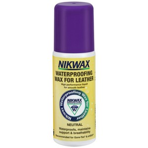 Nikwax Waterproofing Wax For Leather (125ml Sponge)