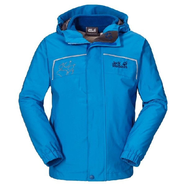 Jack Wolfskin Kid S Greenland Jacket Outdoorkit