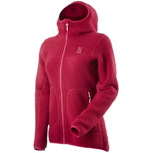 Haglofs Women's Pile Q Hood Jacket (SALE ITEM - 2014)