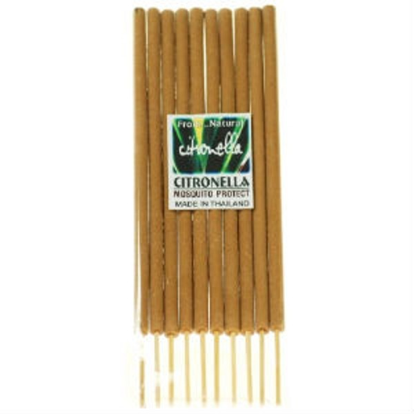 Incognito Anti Mosquito Citronella Incense Sticks Outdoorkit