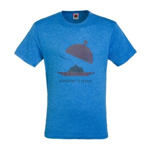 The North Face Men's S/S Adventure Is Served Tee (SALE ITEM - 2014)