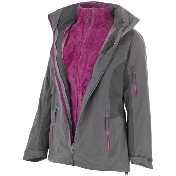 Berghaus Women's  Atira 3-in-1 Jacket (SALE ITEM - 2012)