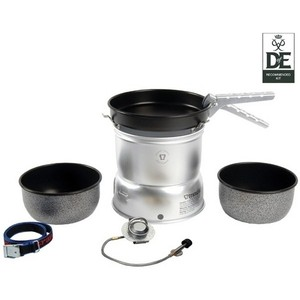 Trangia 27 5 UL Non-Stick Cooking System with Gas Burner