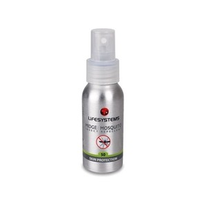 Lifesystems Expedition 50 Midge & Mosquito Insect Repellent (50ml Spray)