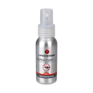 Lifesystems Expedition 100+ Insect Repellent (50ml Spray)