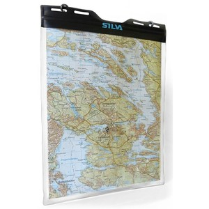 Silva Carry Dry Map Case - Medium