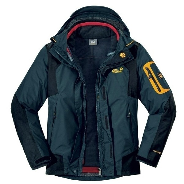 Jack Wolfskin Men's 14th Peak Jacket