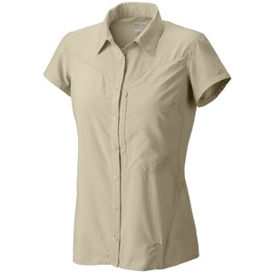 Mountain Hardwear Women's Canyon Short Sleeve Shirt (SALE ITEM - 2013)