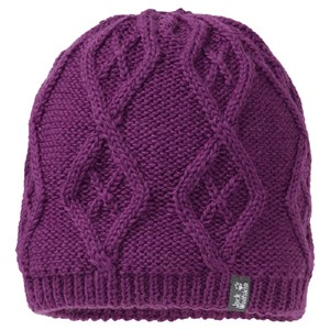 Jack Wolfskin Women's Plait Cap (SALE ITEM - 2014)