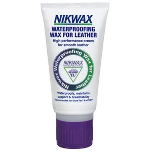 Nikwax Waterproofing Wax For Leather (100ml Cream)