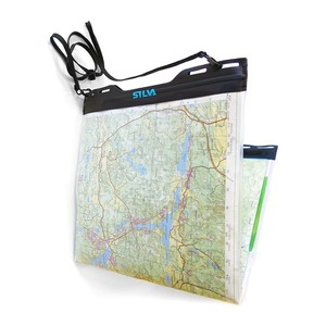Silva Carry Dry Map Case - Large