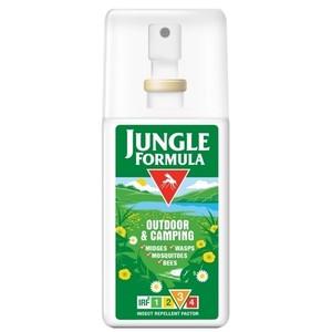 Jungle Formula Outdoor & Camping Pump Spray Insect Repellent - 75ml
