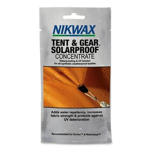 Nikwax Tent & Gear Solar Proof (Concentrate)