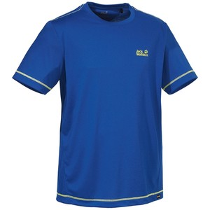 Jack Wolfskin Men's Contrast T-Shirt (SALE ITEM - 2014)