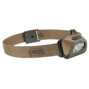 Petzl Tactikka+ RGB Head Torch (2016)