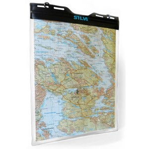 Silva Carry Dry Map Case - Small