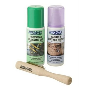 Nikwax Care Kit for Combination Footwear