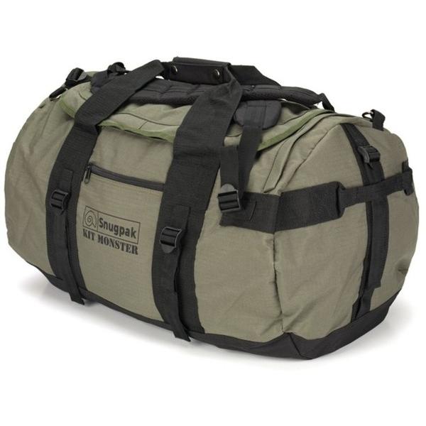 Snugpak Kit Monster 65 Duffel Bag Outdoorkit