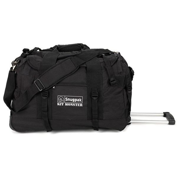 Snugpak Roller Kit Monster 65 Wheeled Duffel Bag Outdoorkit