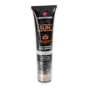 Lifesystems Expedition Sun Mountain SPF 50 Combi Stick (20ml)