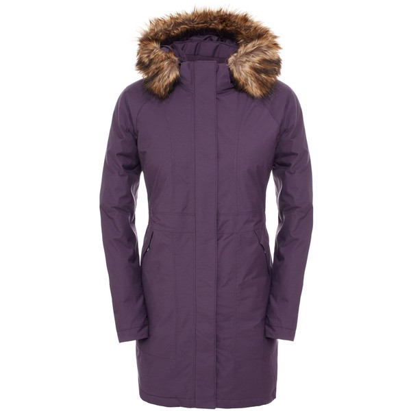 437e03ee8 The North Face Women's Arctic Parka (2017) - Outdoorkit