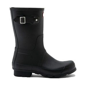 Hunter Men's Original Short Wellington Boots