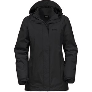 Jack Wolfskin Women's Iceland 3-in-1 Jacket (SALE ITEM - 2016)