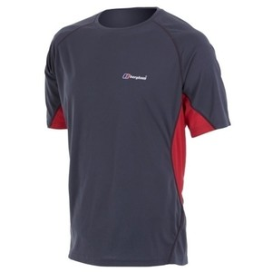 Berghaus Men's Tech Tee SS Crew Neck