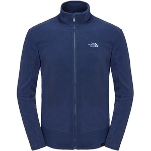 The North Face Men's 100 Glacier Full Zip (SALE ITEM - 2016)