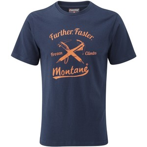 Montane Men's Frozen Climbs Tee (SALE ITEM - 2015)