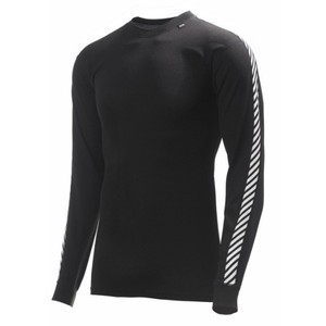 Helly Hansen Men's HH Dry Long Sleeve Stripe Crew Top