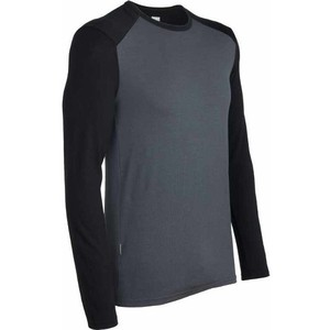 Icebreaker Men's Tech LS Crewe Top (SALE ITEM - 2015)