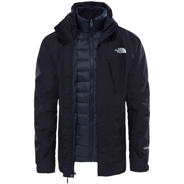 the north face men 39 s mountain light triclimate jacket outdoorkit. Black Bedroom Furniture Sets. Home Design Ideas