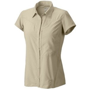 Mountain Hardwear Women's Canyon Short Sleeve Shirt (SALE ITEM - 2013)