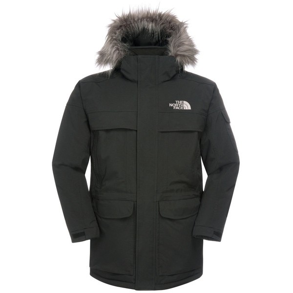 74ee9101ade The North Face Men's McMurdo Parka - Outdoorkit