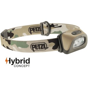 Petzl Tactikka+ RGB Head Torch