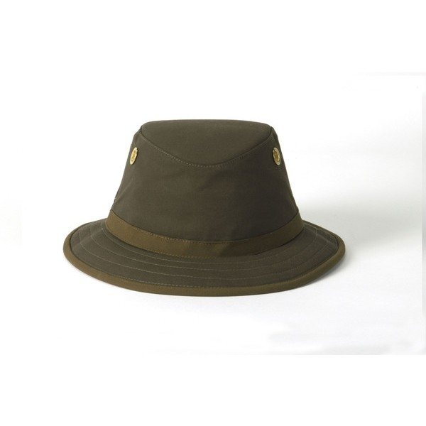 Tilley TWC7 Waxed Cotton Outback Hat - Outdoorkit c653f1b68bbe