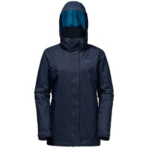 Jack Wolfskin Women's Arborg 3-in-1 Jacket (SALE ITEM - 2016)