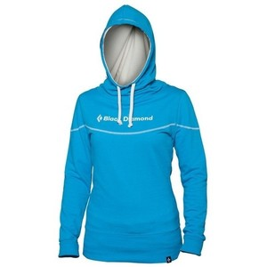 Black Diamond Women's ID Hoodie (SALE ITEM - 2014)
