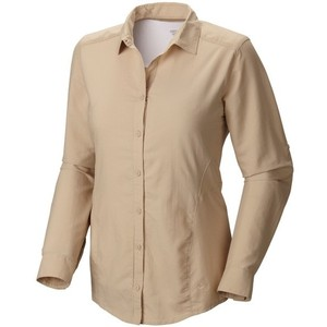 Mountain Hardwear Women's Canyon Long Sleeve Shirt (SALE ITEM - 2014)