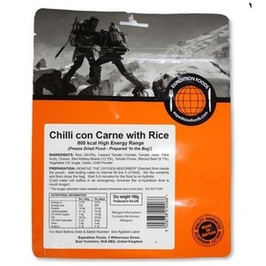 Expedition Foods - Chilli Con Carne