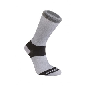 Bridgedale Men's Coolmax Liner Socks (2 Pair Pack)
