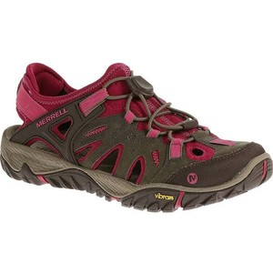 Merrell Women's All Out Blaze Sieve Trainers (SALE ITEM - 2016)