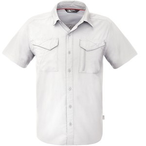 The North Face Men's S/S New Sequoia Shirt (SALE ITEM - 2015)