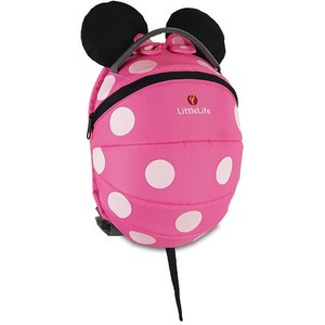 LittleLife Kid's Big Pink Minnie Daysack