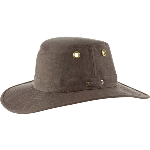 Tilley TH4 Hemp Broad Curved Brim Hat - Outdoorkit 01b158191a0a