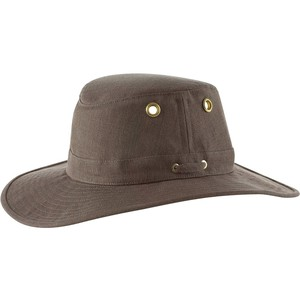 Tilley TH4 Hemp Broad Curved Brim Hat